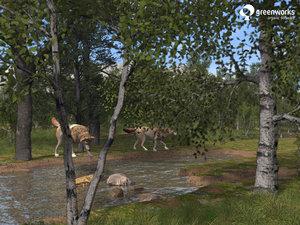 usa trees xfrogplants east 3d pz3