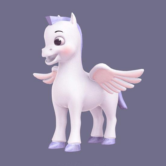 pegasus horse max
