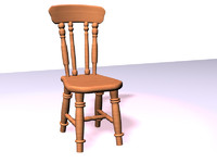 authentic country chair max
