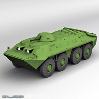 russian armored personnel max