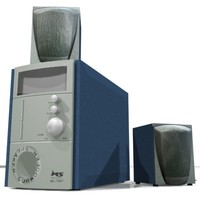 MS Industrial ML-T901 Subwoofer System
