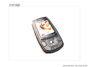 mobile phone 3d 3ds