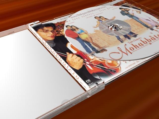 maya cd cover