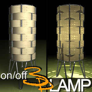 free obj mode lamp light