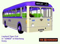 Bus - Leyland Tiger Cub