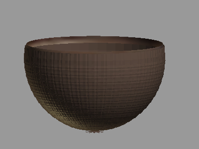 free basket 3d model