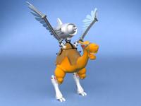 fantasy character camel max