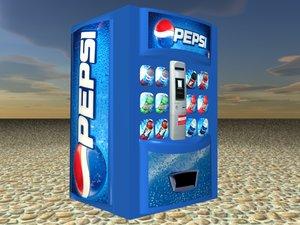 pepsi vending machine lwo