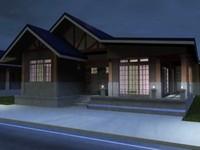 max 1 storey bungalow