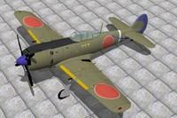 Nakajima Ki84 Hayate