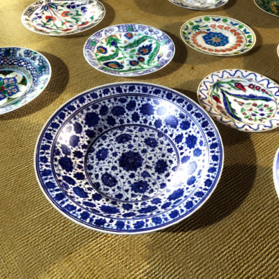 historical ottoman plates 3ds