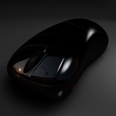 c4d mouse