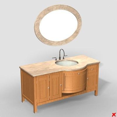 max sink basin mirror
