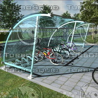 bike shelter.3ds