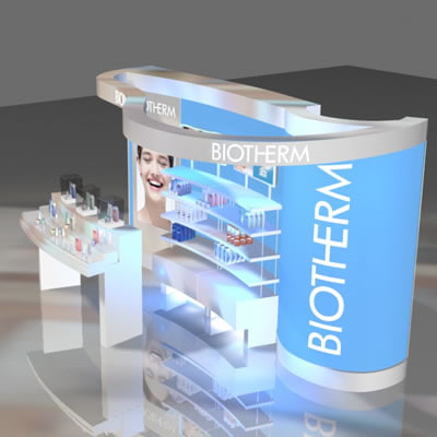 loreal biotherm 3d max