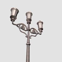 ORNAMENTAL STREET LAMP