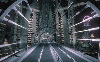 Sci-Fi City Future