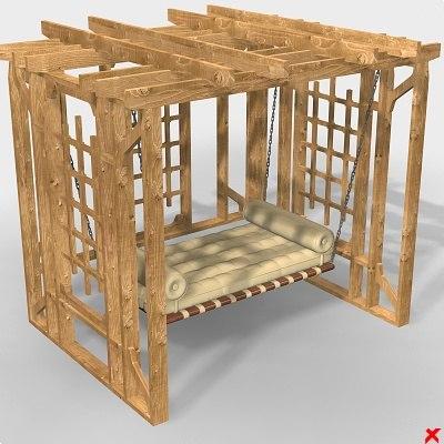 max swing bench