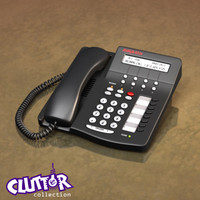 multi-line office phone lwo