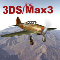 fighter aircraft 3d model