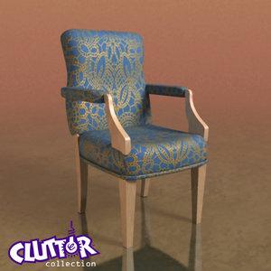 maya reading chair