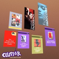 Signage-Book Events Posters 001