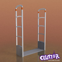Utility Unit-Security Pedestal 001