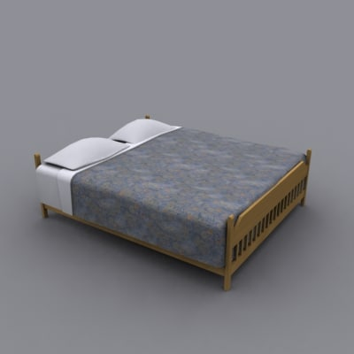 max country bed