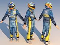 F1 driver 01