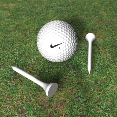 nike golf ball tees max