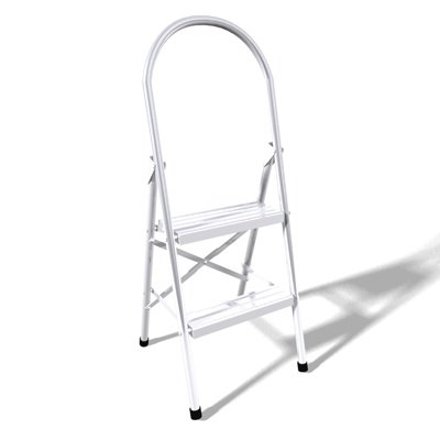step ladder 3d c4d