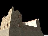 maya castle spain sardinia
