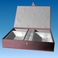 Jewellery Box - Brown