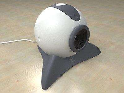 logitech webcam 3d max