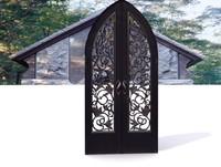3ds max mausoleum door