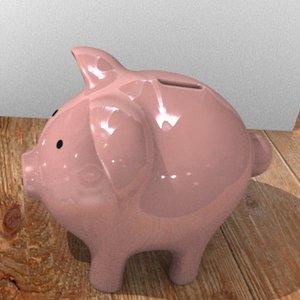 dxf piggy bank