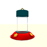 3ds max mingbird feeder ming bird