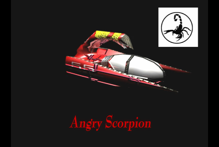 angry scorpion 3d ma