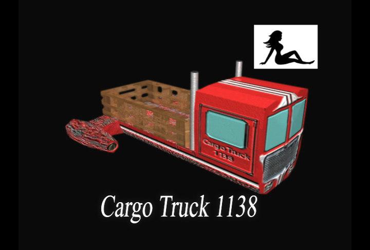 ma cargo truck 1138