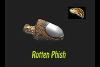 rotten fish 3d model