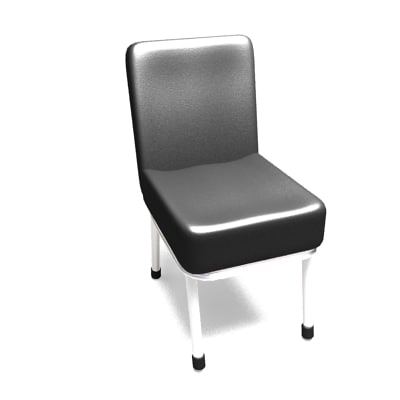 small leather chair max free