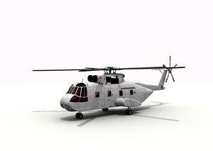 sikorsky s-61r lwo