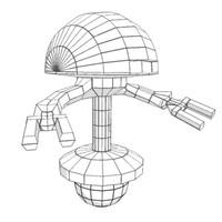 utility droid 3d max