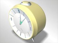 reloj 3d max