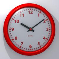 max clock time