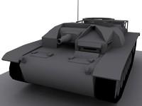 maya stug tank ausf