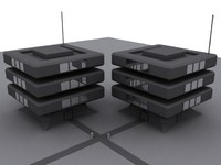 3d model house future