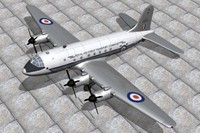 max handley page hastings freighter