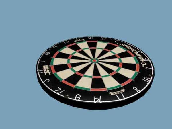 dartboard board dart max