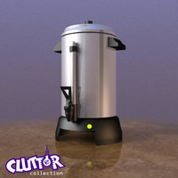 Appliance-Coffee Maker 001